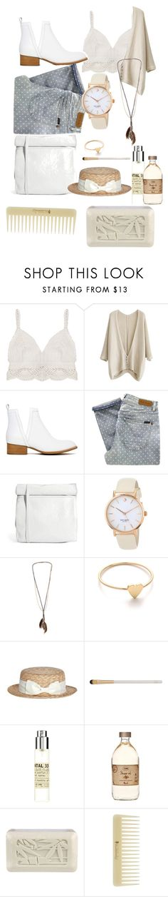 """Lace with Polka Dot!"" by keiry-0401love ❤ liked on Polyvore featuring beauty, Jeffrey Campbell, Paul by Paul Smith, Cheap Monday, Kate Spade, Dorothy Perkins, Jennifer Meyer Jewelry, Eve Lom, Le Labo and Archipelago Botanicals"