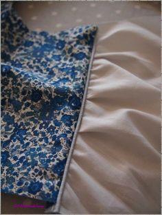 Tuto pose de passepoil sur couture anglaise Diy Couture 53ecd3d3f