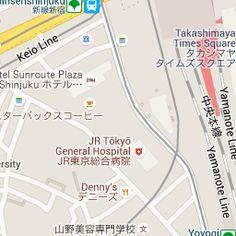 Shinjuku Store | Shop List | Top Page | Tokyu Hands