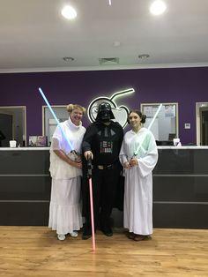 Vader v two Leias Berwick dentists  Berwick dentist