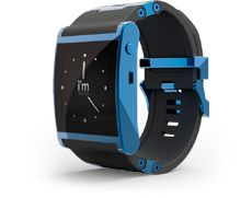 i'm Watch | The first real smartwatch in the world. It works with Android smartphones.