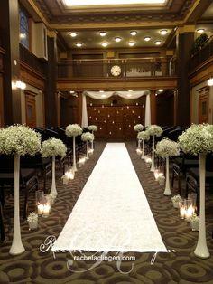 Wedding Ceremonies | Toronto | Muskoka | Rachel A. Clingen Wedding Design