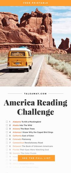 American Reading Challenge #reading #readingchallnege #books #booklovers