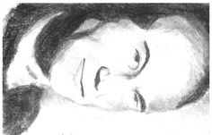 How to scan charcoal and graphite drawings?
