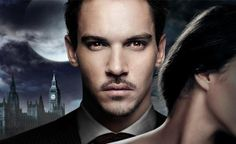 """Jonathan Rhys Meyers as """"Dracula"""" (I usually have a thing about red eyes...but these red eyes I can look at!!)."""