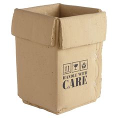 Handle With Care Cachepot