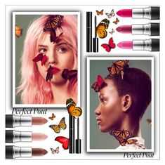 """""""Perfect Pout: Matte Lipstick"""" by danielle-487 ❤ liked on Polyvore featuring beauty, MAC Cosmetics, Chanel and mattelipstick"""
