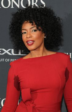 Aunjanue Ellis - Beautiful and smart! Let her be Claudia ...  Aunjanue Ellis ...