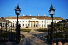 Esterházy-castle in Csákvár / Hungary