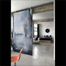 contemporary door - loft living