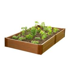 raised garden. perfect for a roof deck...
