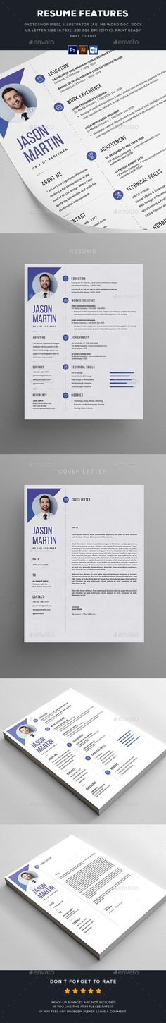 #Resume - Resumes Stationery Download here:  https://graphicriver.net/item/resume/20082411?ref=alena994