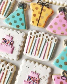 Iced Cookies, Cut Out Cookies, Royal Icing Cookies, Fun Cookies, Cake Cookies, Sugar Cookies, Decorated Cookies, Cookie Cake Pie, Cookie Time
