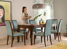 Dining table VARIA with table leg Gustav: http://www.selva.com/en/news/varia-the-variable-table-system/22-85701.html #Selva #furniture #designfurniture #tablesystem