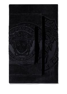 Versace - Medusa 5 Pieces Towels Set
