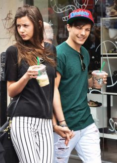 """Always good time with you! I LOVE YOU Mr. Boobear Xxx PS. I Like this pic, Thank you paparazzis :D"" - @Eleanor Smith Calder"