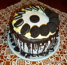 Diy And Crafts, Cake, Oreos, Food, Pie Cake, Meal, Cakes, Essen, Hoods
