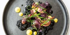 A collection of inspiring octopus recipes from some of Britain's greatest chefs, from seafood risotto to an elegant octopus terrine.