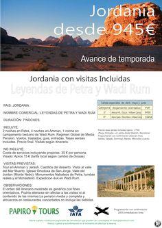 Jordania - Avance de temporada a precios increíbles - http://zocotours.com/jordania-avance-de-temporada-a-precios-increibles-2/