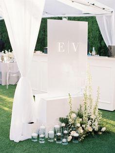 Wedding Signage, Wedding Reception Decorations, Wedding Venues, Decor Wedding, Garden Wedding, Vintage Wedding Theme, Our Wedding, Wedding Wishes, Dream Wedding