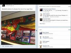 How to share your photos of displays with Classroom Displays Page on Facebook