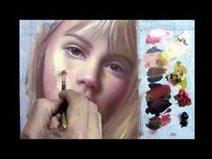 Pintando retrato en una sola sesión, Paleta de Zorn - YouTube Oil Painting Lessons, Painting & Drawing, Painting Portraits, Realistic Eye, Drawings, Youtube, Instagram, Realistic Drawings, Art Pictures