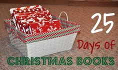 25 Days of Christmas Books - Late Night Crafts and Creations - Sugar Bee Crafts