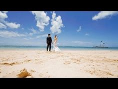 Kahala Hotel Wedding in Hawaii - Ayumu and Kosuke - YouTube