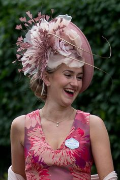 Royal Ascot is the most glamorous event of the British horse racing season and the perfect opportunity for the British people to do what they do best: Wear totally insane hats.