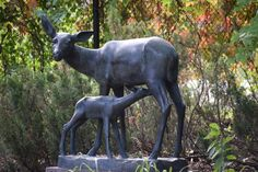 The Leo Mol Sculpture Garden - So I Was Thinking How To Find Out, Give It To Me, Sculpture Garden, High School Sweethearts, Photo S, Leo, Horses, This Or That Questions, Illustration