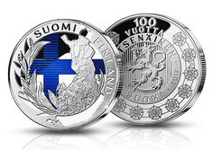 Finland has stood through hardships and managed to maintain her independence for over a 100 years now. Finnish Words, Good Old Times, Best Cities, Scandinavian, Nostalgia, Marimekko, Coin Collecting, Country, Euro