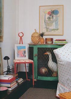 Albert Hadley, Image Via: Mrs. Blandings Albert Hadley, Image Via: Mrs. Albert Hadley, American Interior, Green Cabinets, House Rooms, Beautiful Interiors, Home Accessories, Sweet Home, Shabby Chic, Design Inspiration