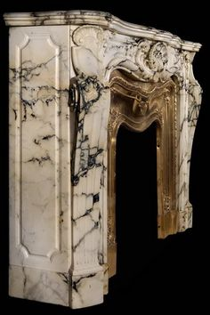 Antique Marble fireplace Mantel | San diego | California | New Jersey