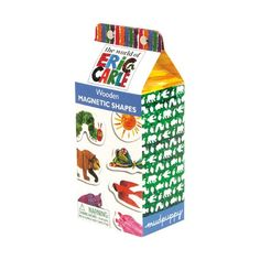 The World of Eric Carle Wooden Magnetic Set by Mudpuppy (from Amazon)