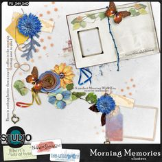 Morning Memories { Clusters }