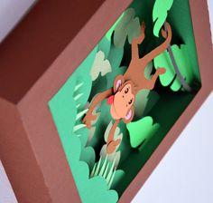 Papercraft I. by Vaclav Bicha, via Behance