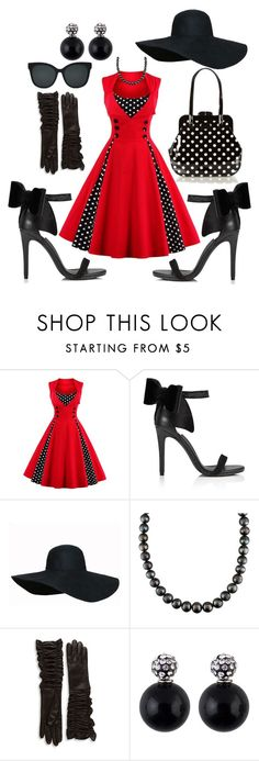 """""""Inspired by Audrey!"""" by unusualengagementringsreview ❤ liked on Polyvore featuring Miss Selfridge and Alexander McQueen"""