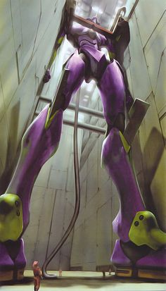 EVANGELION Neon Genesis Evangelion, Bd Comics, Anime Comics, Manga Illustration, Graphic Illustration, Brainstorm, Yazawa Ai, Conceptual Drawing, Mecha Anime