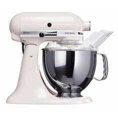 KitchenAid is a best selling quality brand at Aldiss stores & online. Buy your KitchenAid Artisan mixer today. Kitchenaid Artisan Stand Mixer, Kitchenaid Classic, Kitchen Aid Artisan, Artisan Food, Kitchen Aid Mixer, Robot Kitchen, Kitchen Helper, Kitchenaid, Home Decor Accessories