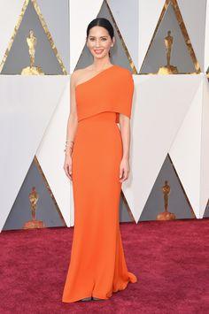Olivia Munn en Stella McCartney. | Los 14 mejores vestidos de los Oscar 2016