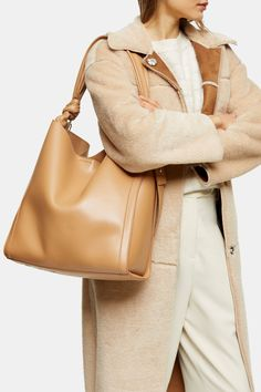 Say hey to our HELEN camel ruched hobo bag. Make a style statement that stands out! Black Faux Leather, Leather Boots, Topshop Bags, Asos, Black Clutch Bags, Oversized Clutch, Latest Bags, Grab Bags, Topshop Outfit