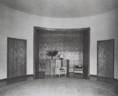 Dream The End Alcove in the Library of Mimi Pecci-Blunt, ca 1926, Photo by Sonia