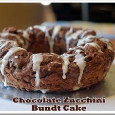 Chocolate Zucchini Cake- healthy smash cake option
