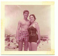 vintage photo  1955