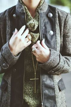 Samii Ryan | Cozy Weather by What She Wore