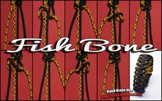 FISH BONE -  blog.swiss-paracord.ch
