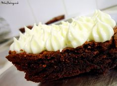 Chocolate BlogHop: Red Velvet Brownies ~ Mike's Baking