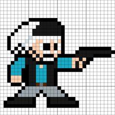 627 Best Star Wars Pixel Artperler Beads Images In 2020