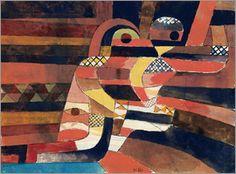 Paul Klee - Lovers