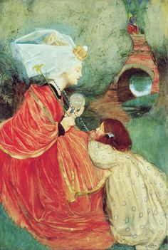 Today for Me (Eleanor Fortescue-Brickdale - )